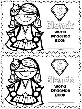 S Blends ~ Activity Pack