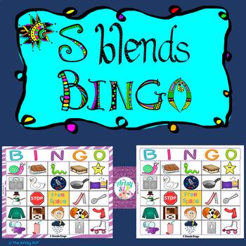 S  Blends Artic Bingo