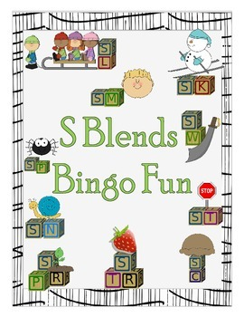 S Blends Bingo Fun