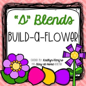 S Blends Build-a-Flower
