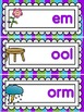 S Blends Building Cards ~ Phonics Activities