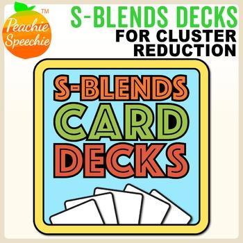 S-Blends: Card Decks for Cluster Reduction