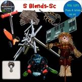 S Blends Clip Art SC Blend Real Clips Digital Stickers Photo & Artistic
