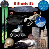 S Blends Clip Art SK Blend Real Clips Digital Stickers Photo & Artistic