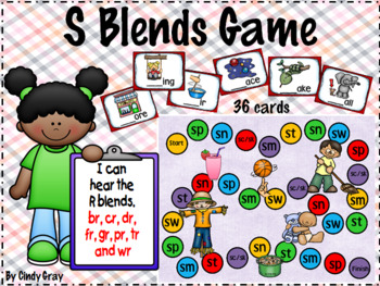 S Blends Game