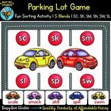 S Blends Game: Parking Lot