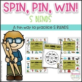 S Blends Game ~ Spin, Pin, Win!