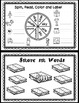 S-Blends Interactive Word Work Booklets