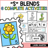 Blends-S Blend Activities