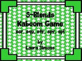 S-Blends Kaboom Game 2
