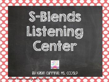 S Blends Listening Center Power Point