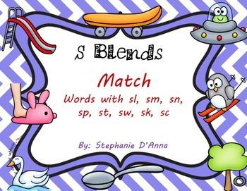 S Blends Match