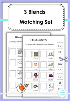S Blends Matching Set