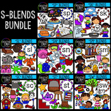 S-Blends Mega Bundle {Creative Clips Digital Clipart}