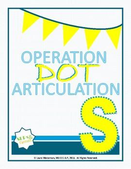 S-Blends Operation Dot Articulation