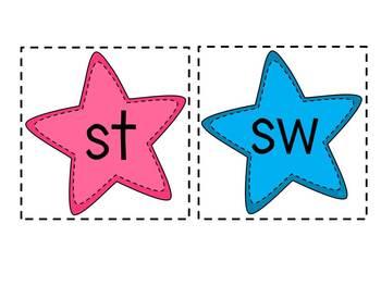 S Blends Pack Set 2 sm, sp, st, sw