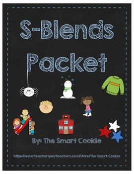 S-Blends Packet