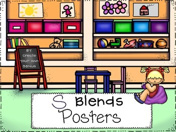 S Blends Posters