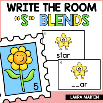 Write the Room-S Blends