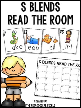 S Blends Read the Room