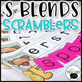 S Blends Scramblers