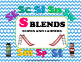 S Blends Slides and Ladders Games