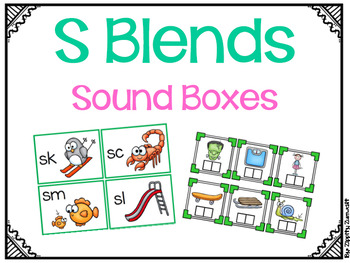 S Blends Sound Boxes