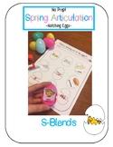 Spring Articulation [S-Blends] Hatching Eggs