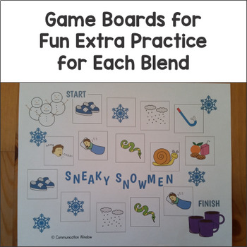 S Blends Super Pack - 70 Words with Pictures