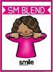 S Blends Worksheets - SM Blend Words