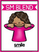 S Blends Worksheets - SM Blend Words