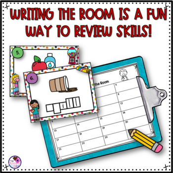 S Blends Write the Room