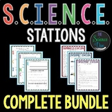 S.C.I.E.N.C.E. Station Lab Bundle - Bundle of 60+ Science Station Activities