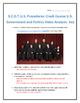 S.C.O.T.U.S Procedures: Crash Course U.S. Government and P