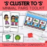 S Cluster Reduction to 'S' Minimal Pairs Toolkit