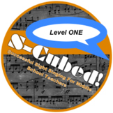 S-Cubed!  Level ONE-How to Teach Sight Singing and Sight Reading to Beginners