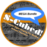 S-Cubed MEGA Bundle!  How to Teach Sight Singing and Sight Reading to Beginners!