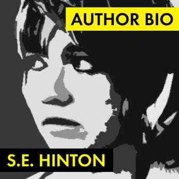 S.E. Hinton Author Study Worksheet, Easy Biography Activity, CCSS