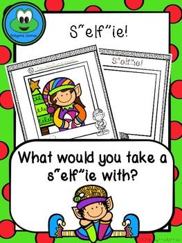 "S""Elf""ie Writing"