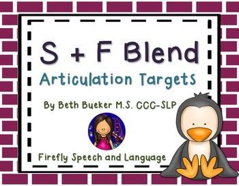 S + F Blend Articulation Targets