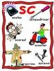 S Initial Blends Pack ~ sk sc sm sp st sn sw