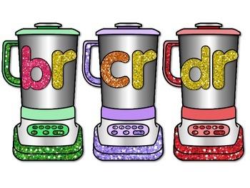 S, L, and R blends sort ~Pocket Chart Center~