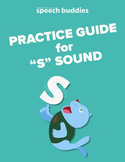 S Lesson Plan for Speech Therapists and Parents