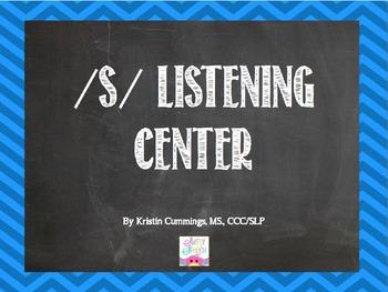 S Listening Center Power Point
