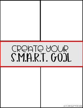 S.M.A.R.T. Goal How To & Template