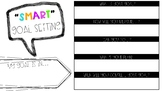 S.M.A.R.T Goal Setting Template {Seesaw}