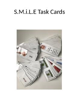 S.M.i.L.E Task Cards: Module 2