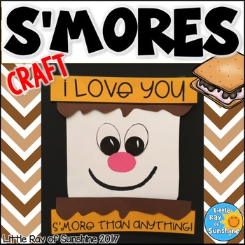 S'MORES Craft