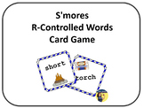 S'Mores R-Controlled Vowel Word Game