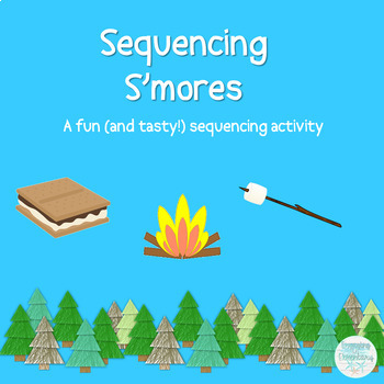 S'Mores Sequencing and STEM activity